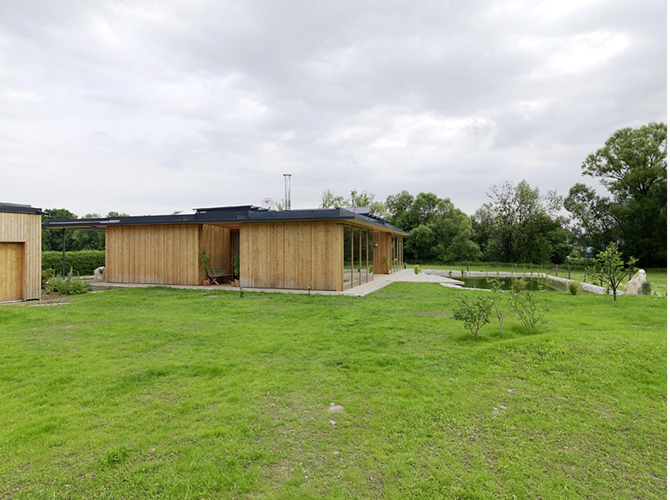 Haus G – Rollstuhloptimiertes Wohnen in Holzbauweise « Dietger ...