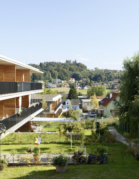 Wohnbebauung    Hausmannstätten 2012/2013