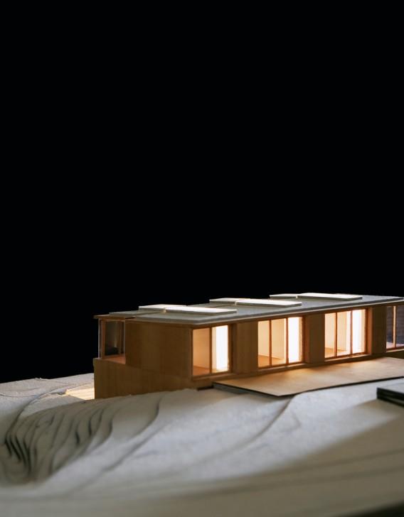 Modellfotos Haus Loidl