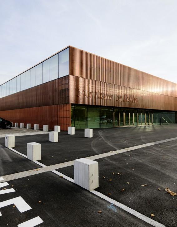 Sporthalle  St. Martin         Villach 10.2013