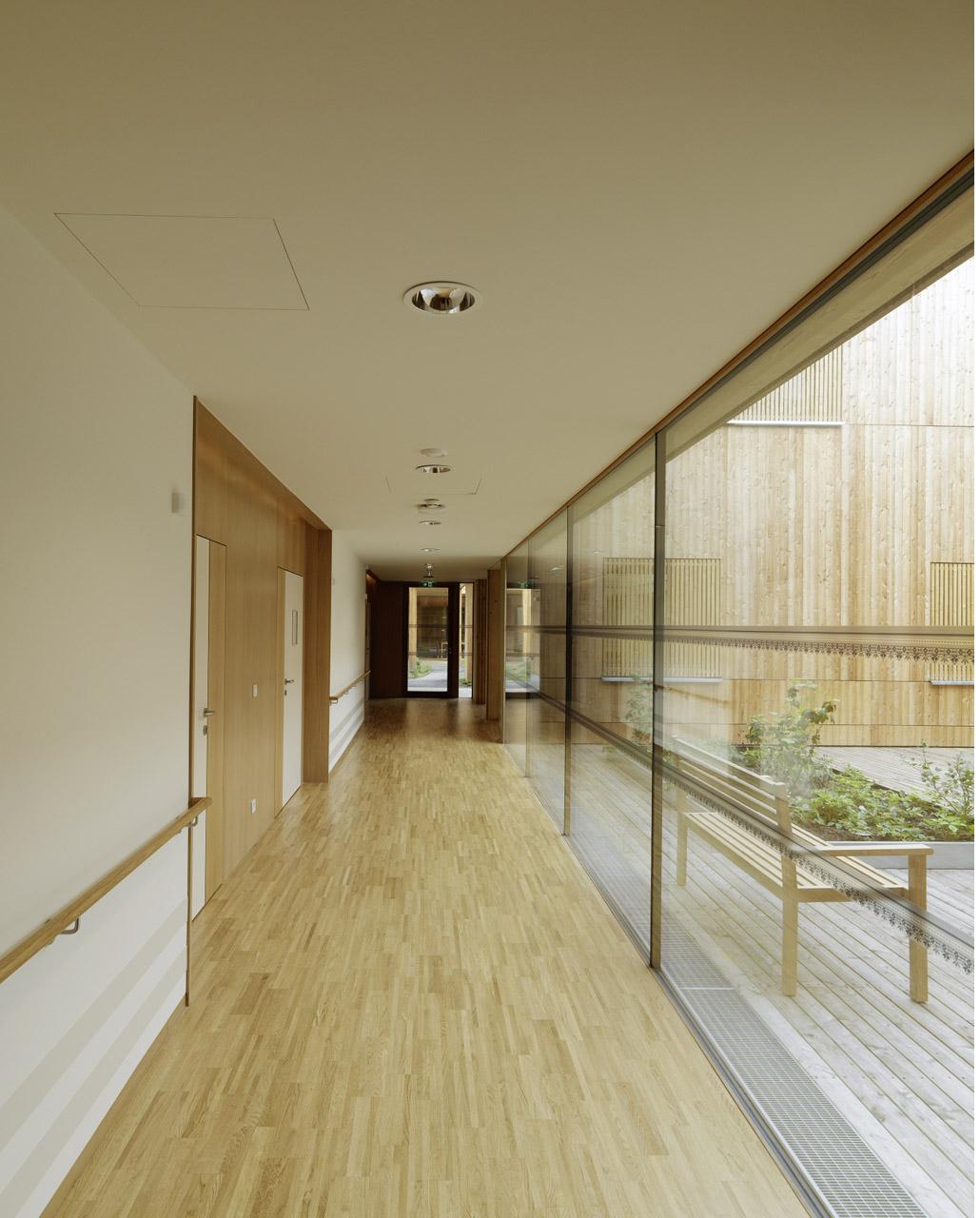 Home Design Ideas For The Elderly: Pflegeheim Erika Horn, Andritz « Dietger Wissounig